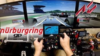 Assetto Corsa Nürburgring GP test Race