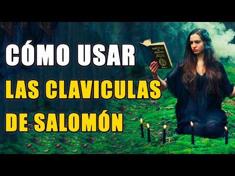 claviculas de salomon.