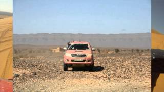 getlinkyoutube.com-Africa Extreme Adventure 2012 - Toyota Hilux by Plaza Competición
