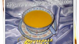 getlinkyoutube.com-شهيوات ريحانة كمال حساء بالقرع الأحمر و الجزر لذيذ