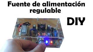getlinkyoutube.com-Armar kit fuente de alimentación regulable
