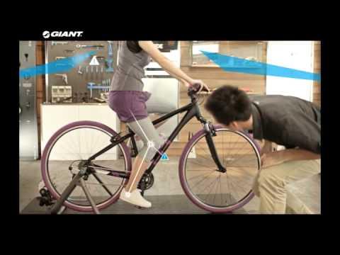 【新騎乘關係-五分鐘學會騎自行車】2-2輕鬆的感覺