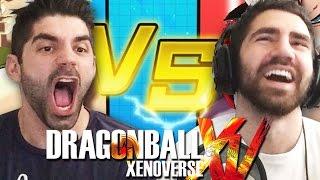 getlinkyoutube.com-Dragon Ball Xenoverse Local Multiplayer Gameplay - SUPER BROTHER TIME - Xbox One Walkthrough Part 62