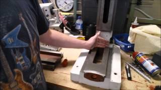 getlinkyoutube.com-Titan TM25v / G0704 Measuring for my ballscrews