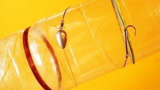 getlinkyoutube.com-Ловля на бутылку.Щука.Судак.Окунь.Рыбалка.Fishing