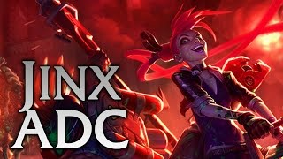 getlinkyoutube.com-Slayer Jinx ADC - Full Game Commentary