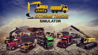getlinkyoutube.com-Extreme Trucks Simulator (Ovilex Software) - Android Gameplay HD