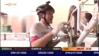 getlinkyoutube.com-ฉลาดทำเงิน!ล้าง-ซ่อมจักรยานดีลิเวอรี่ Byวอแว