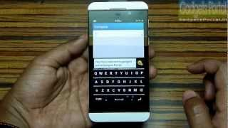 getlinkyoutube.com-BlackBerry Z10 TIPS and TRICKS, TUTORIAL REVIEW Part 1 by Gadgets Portal
