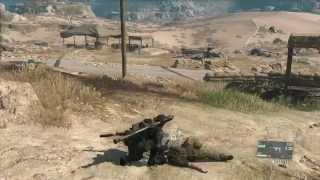 getlinkyoutube.com-Find the Transportation Specialist in Metal Gear Solid V: The Phantom Pain