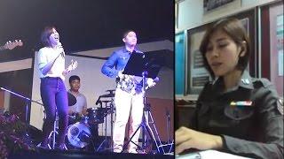 getlinkyoutube.com-แห่แชร์คลิป!ตำรวจหญิงร้องเพลงเสียงสุดฟิน