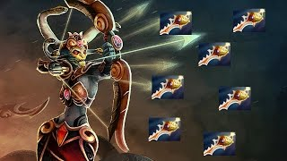 getlinkyoutube.com-3 hours Game, 7 Rapiers 2 hours mega creep defense 10k CS Dota 2 Highlights