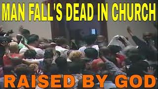 getlinkyoutube.com-MAN FALLS DEAD IN CHURCH / RAISED BY THE POWER OF GOD