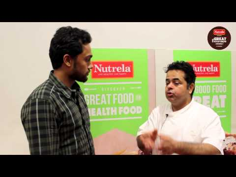 Chef Vicky Ratnani on Nutrela
