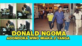 DONALD NGOMA  ADONDOKA WINO Rasmi YANGA Mkataba wa MIAKA 2