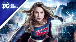 SUPERGIRL Finale w/ Mehcad Brooks + Jim Lee Shows Off New #1s