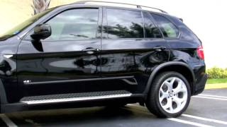 getlinkyoutube.com-2008 BMW X5 4.8i Jet Black