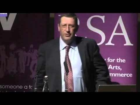 David Blanchflower Video