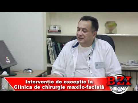 Cancer in zona oro-maxilo-faciala operat exceptional de medicul Saad Hamwi