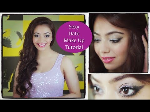 Sexy Date Make Up Tutorial (English)