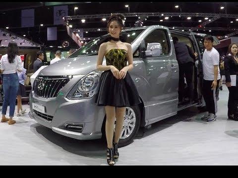 New 2018 VIP VAN Hyundai H-1 Deluxe