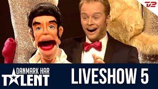 getlinkyoutube.com-Peter Nørgaard - Danmark har talent - Liveshow 5