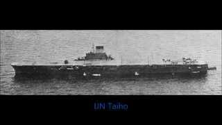 The Sinking of the Taiho