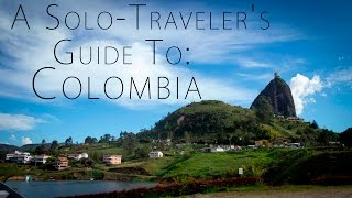 getlinkyoutube.com-A Solo-Traveler's Guide To: Colombia Part 1