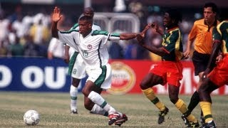 Nigeria-v-Cameroon-CAN-2000-African-Nations-Cup-Final-CONTROVERSIAL-MATCH width=