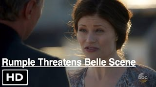 "getlinkyoutube.com-Once Upon a Time 6x04 ""Rumple Threatens Belle"" Final Scene Season 6 Episode 4"