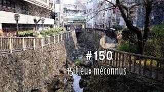 #150 15 lieux méconnus au Japon