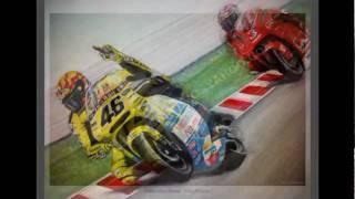 getlinkyoutube.com-Valentino Rossi vs Biaggi 'THE FINGER' Painting