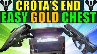 getlinkyoutube.com-Crota's End: EASY GOLD CHEST! (Destiny)