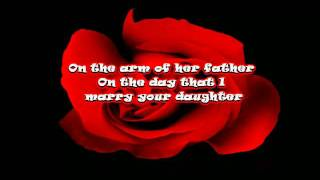 Marry Your Daughter - Bryan McKnight(LYrics by Wenz Dumlao)