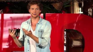 getlinkyoutube.com-How to become more confident -- lay down on the street for 30sec | Till H. Groß | TEDxDonauinsel