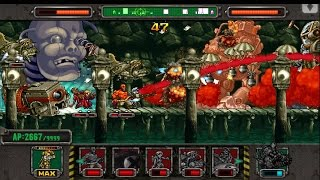 getlinkyoutube.com-[HD]Metal slug defense. WIFI!  CHOI BOUNGE  Deck!!! (1.46.0 ver)