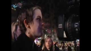 Emma Watson at the Deathly Hallows Part 1 Premiere in London
