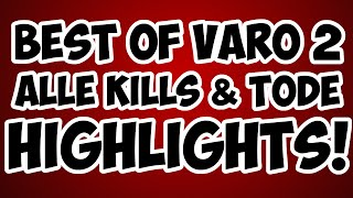 getlinkyoutube.com-Minecraft VARO 2 Highlights - Alle Kills & Tode + Rangliste