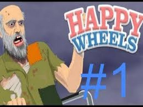  1#| Happy Wheels #1