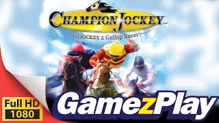 getlinkyoutube.com-Champion Jockey: G1 Jockey & Gallop Racer official E3 HD trailer - PS3 X360 Wii