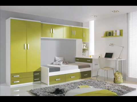 Decoraci n e ideas para mi hogar 9 dormitorios juveniles - Ideas dormitorios juveniles ...