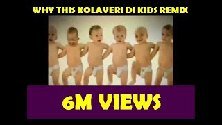 getlinkyoutube.com-Why this Kolaveri Di Song Remix (dance by kids)
