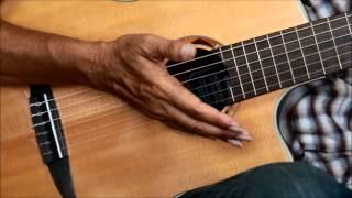 getlinkyoutube.com-「脳トレ」ギター・写真家・飯村茂樹(No6)・初めてのトレモロ奏法