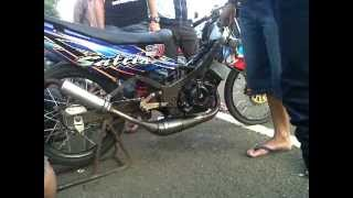 getlinkyoutube.com-Setting Satria R Drag Bandung