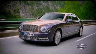 getlinkyoutube.com-2017 Bentley Mulsanne Extended Wheelbase (EWB) Limousine FIRST DRIVE REVIEW (3 of 4)