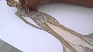getlinkyoutube.com-O'hara agency  #Atelier #Cours #stylisme