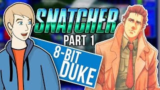 getlinkyoutube.com-Snatcher Retrospective: Part 1 - The 8-Bit Duke