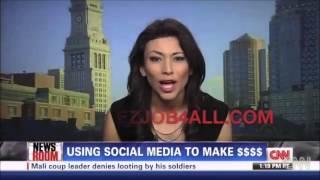 CNN Reveal How To Make Money Blogging