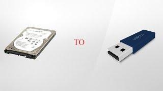 getlinkyoutube.com-تحويل القرص الصلب إلى USB