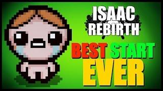 getlinkyoutube.com-Best Start EVER - Isaac Rebirth [93]